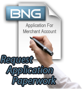 Request Merchant Account